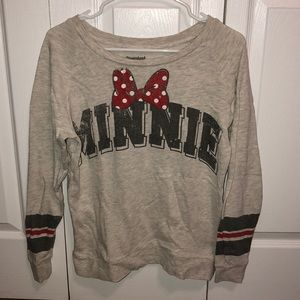 Girls Disney sweatshirt